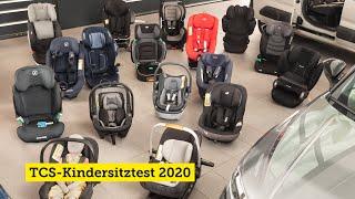 TCS-Kindersitztest 2020