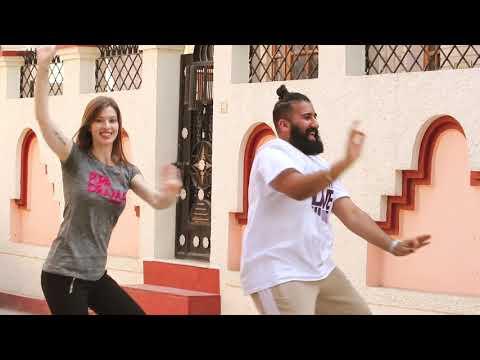JATT DA MUQABALA | SIDHU MOOSE WALA | Bhangra by Christine & Rai Painesar