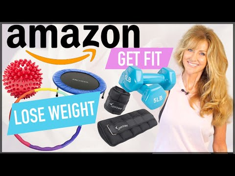 GET FIT & LOSE WIEGHT At Home | AMAZON Fitness Equipment!