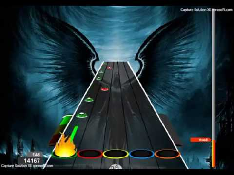 Guitar Flash Custom INDONESIA Cahaya Bidadari by Batu Nisan (Expert) 99%