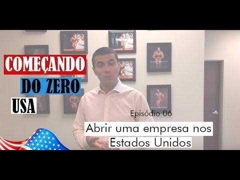 Começando do Zero - USA - Temporada 01 - Episódio 06 - Abrir uma empresa nos Estados Unidos
