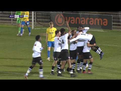 Maidenhead Torquay Goals And Highlights