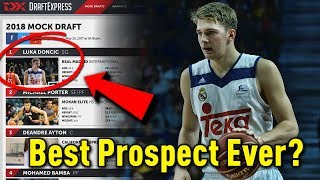Is Luka Doncic THE BEST NBA PROSPECT We Have Seen Since LeBron James? | 2018 #1 Pick