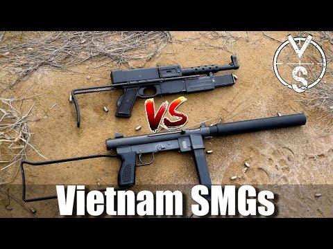 Historical Vietnam War Machine Guns S&W-76...