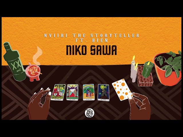 Nviiri the Storyteller - Niko Sawa ft.  Bien (Official Audio)