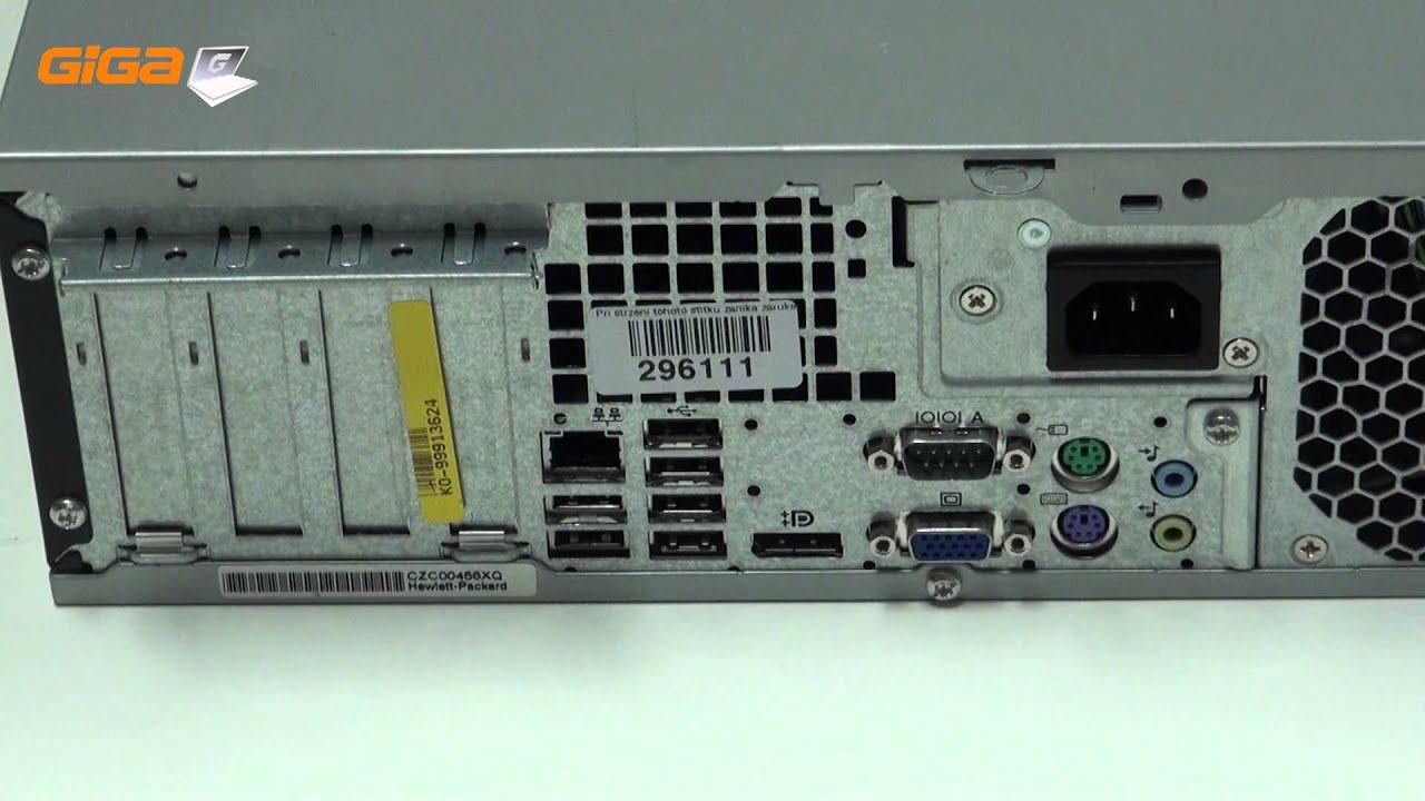 HP paq dc7900 SFF priamo od v½robcu za v½hodnº cenu