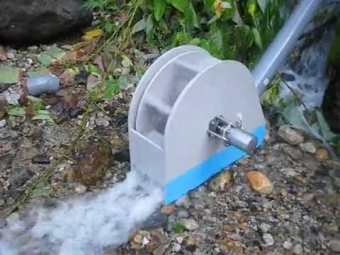 Water Power Generator