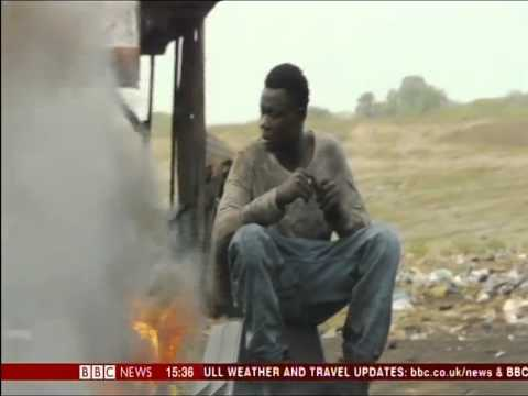 Ghana - World's Toxic Dumping Ground (BBC) [2014]