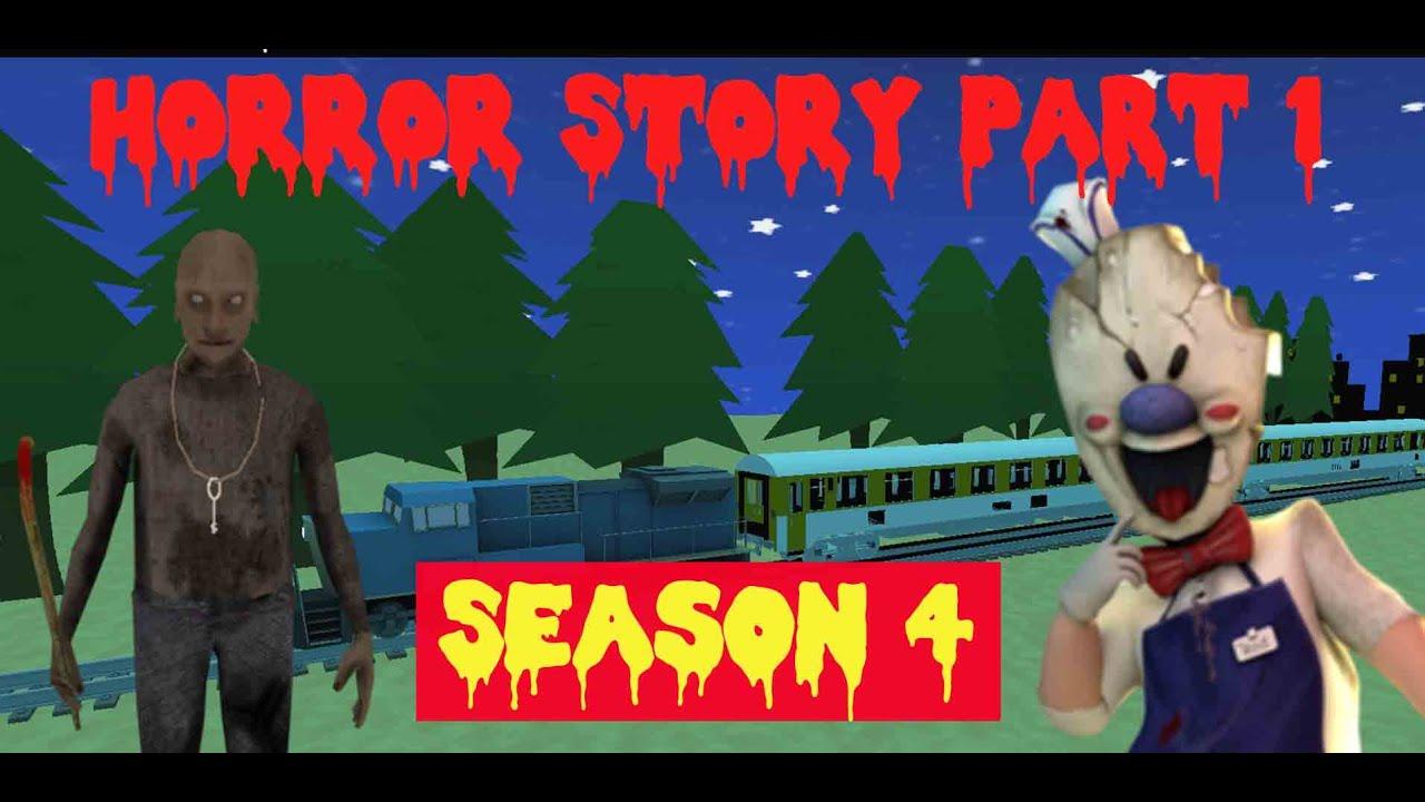 Grandpa   Rod Ice scream   Granny   Mr Meat   डरावनी कहानी (Horror Story Joke Part 1 Season 4) MJH