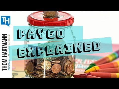 Paygo Explained and Challenged
