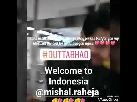 memory Mishal Raheja in Indonesia