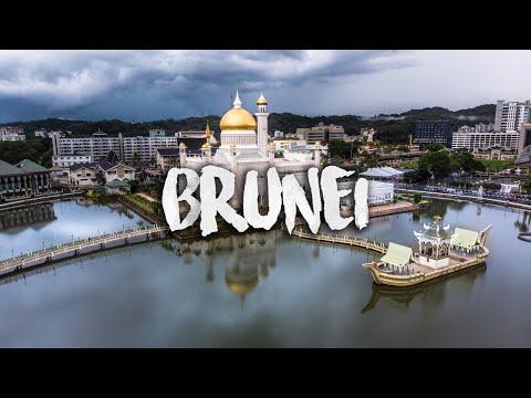Brunei - Land of beautiful Mosques