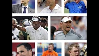 Oregon football coaching search: Meet the candidates