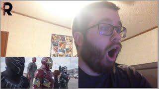 Captain America Civil War Super Bowl TV Spot Reaction!!!!!