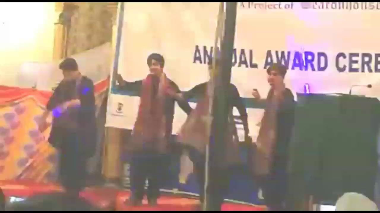 Download Hojamalo mashup by zohaib chandio/ An amazing dance by the students of The Educators 2018..
