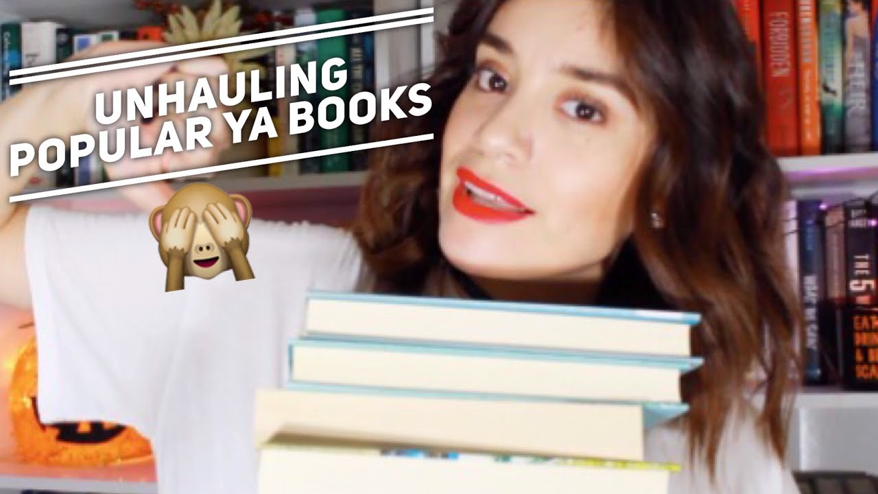 Unhauling Popular Ya Books Youtube