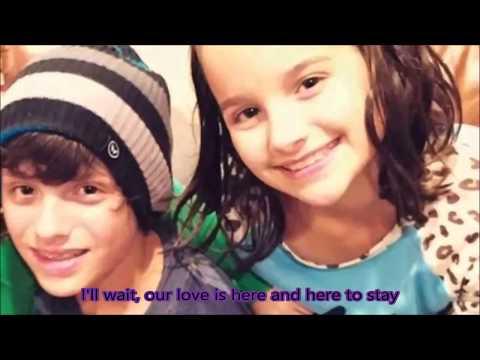 Annie & Caleb - Little Do You Know - Lyrics (Annie LeBlanc & Hayden Summerall Cover)