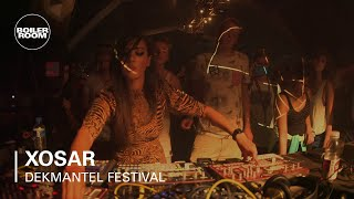 Xosar Boiler Room Live Set at Dekmantel Festival