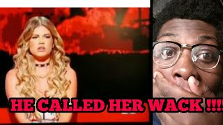 Charlemagne tha God and Chanel West Coast get into Heated argument on Ridiculousness  REACTION !!!!!