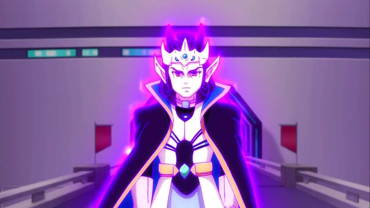 Inazuma eleven go galaxy 36 acrous youtube - Inazuma eleven galaxy ...