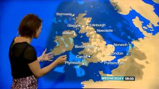 NINA RIDGE:-Inanna-: BBC WEATHER - 13 Aug  2013 -