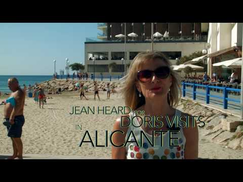 Alicante City Guide. Video report by Jean for Cruiser Doris