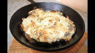 жареные караси в сметане на сковороде рецепт