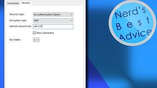 Show WiFi Password in Windows!