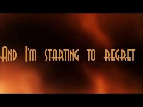 Nickelback - Never Gonna Be Alone Lyrics HD