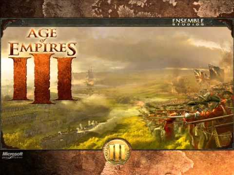 Age of Empires III  Main Theme Extended