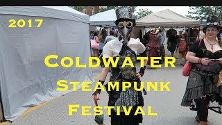 Coldwater Steampunk 2017