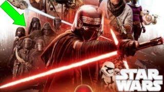 OFFICIAL Star Wars Episode IX Poster Breakdown