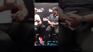 Courtside Conversations with guest Coach Darryl Harris