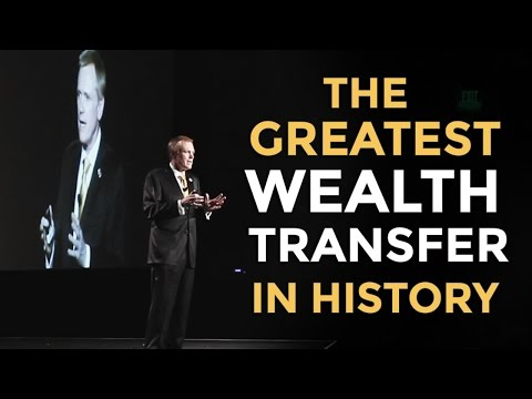 Mike Maloney: The Greatest Wealth Transfer in History
