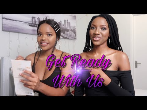CHIT CHAT GRWM: BIRTHDAY DINNER GLAM Feat. KHAY REPUBLIK | SOUTH AFRICAN YOUTUBER