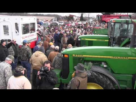 Farm Machinery Retirement Auction