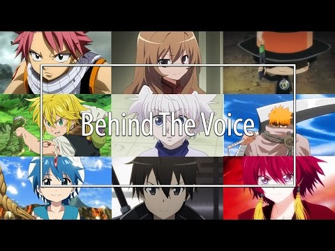 Behind The Voice: Todd Haberkorn