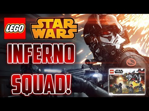 Star Wars Battlefront 2 Lego Inferno Squad Build! Is It Worth Getting? thumbnail
