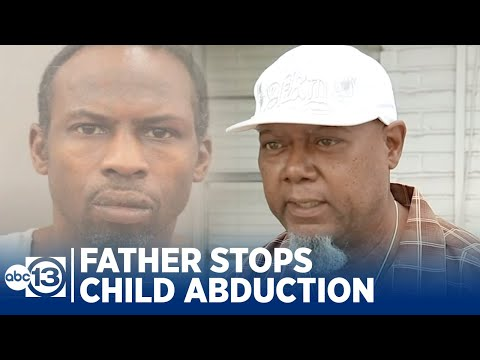 Fathers Jumps Into Action to Stop Attempted Abduction of 13-year-old Daughter