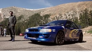 Subiesport TV - Subaru 22B Pike's Peak Diesel Replica is Mixed-Up Madness