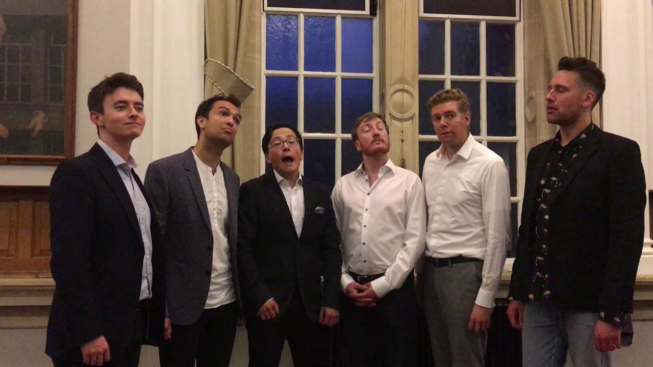 The King's Singers - To Kokoraki - YouTube