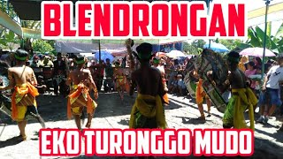 Jathilan Kreasi Baru Eko Turonggo Mudo Live Glagahombo Tempel