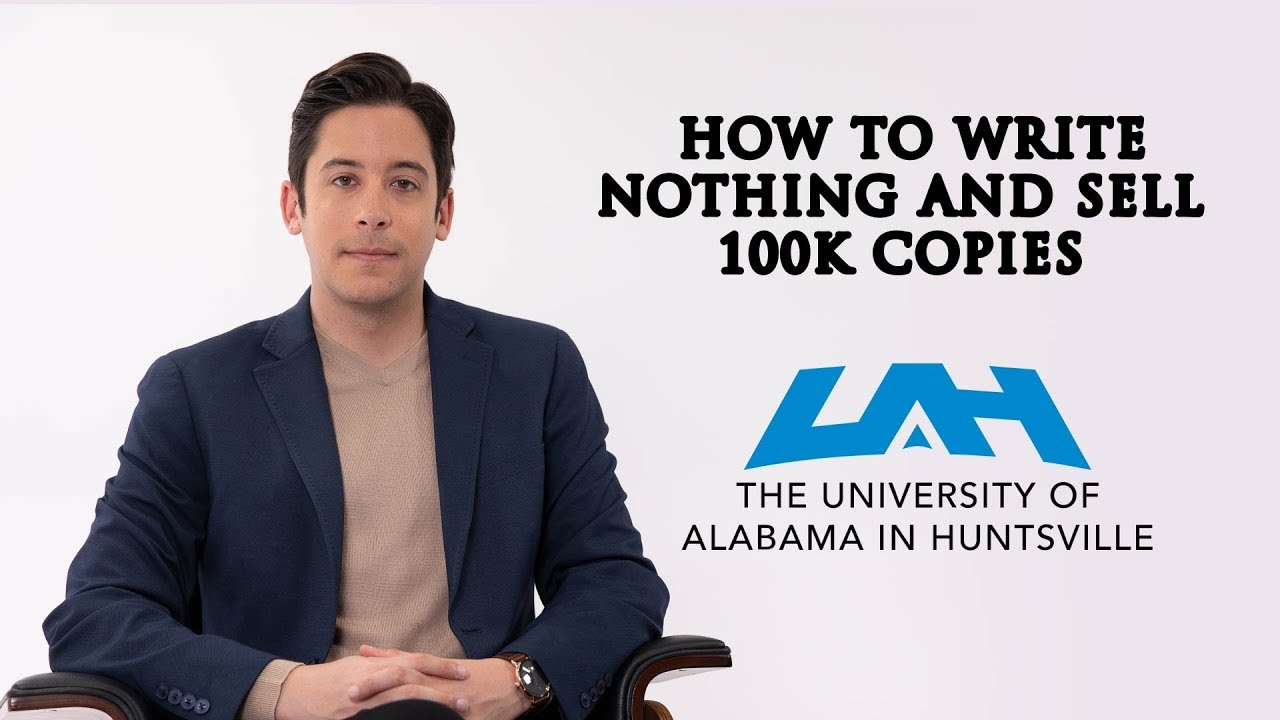 Michael Knowles: How to Write Nothing and Sell 100K Copies