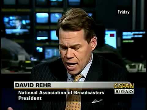 The Communicators:  David Rehr