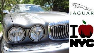 🚗 Classic Jaguar XJ8 Vanden Plas as a NYC Daily Driver 🚗 thumbnail