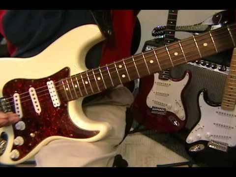 Bananarama Cruel Summer Riff How To Play On Electric Guitar  EricBlackmonGuitar