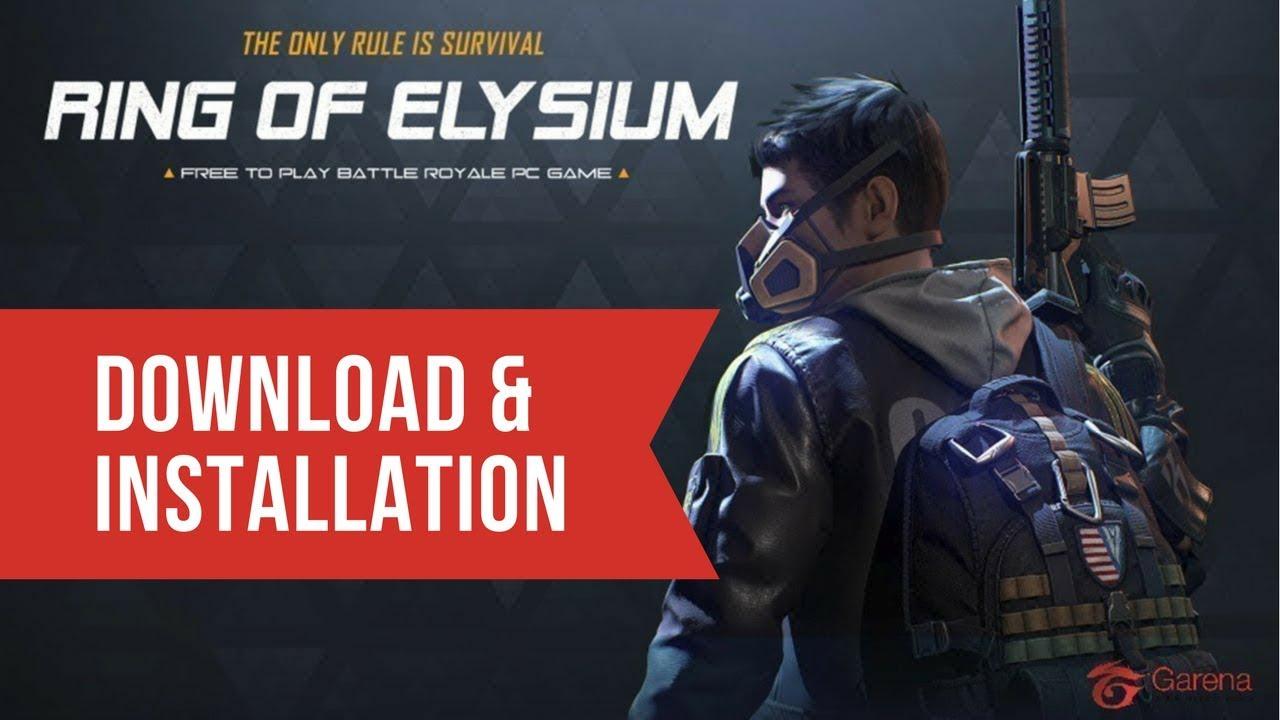 RING OF ELYSIUM - Download & Installation (Tutorial) - deutsch/german