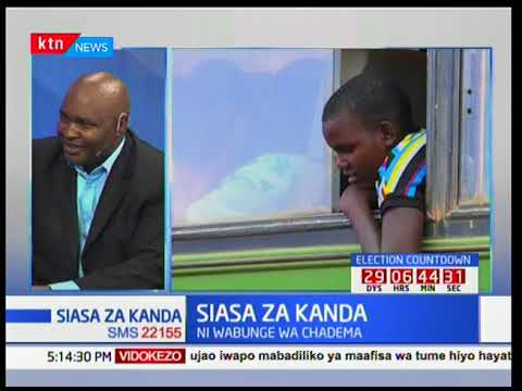 Siasa za Kanda tarehe 2017/09/17 full bulletin