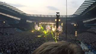 coldplay 2016 ahfod tour manchester
