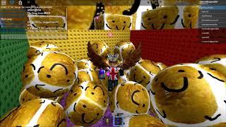 ROBLOX Gameplay Chicken Nugget Club